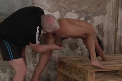 young Hawaiian twink undressed And Spanked