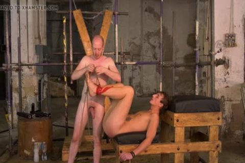 tied Up twink Endures rough unprotected plowing By taskmaster