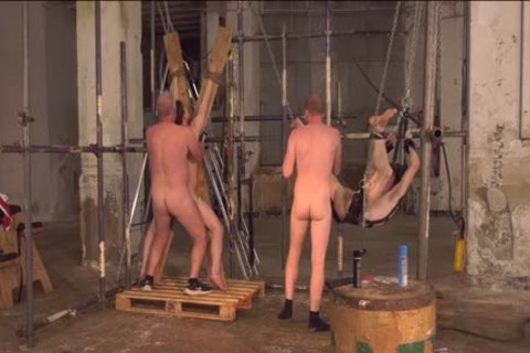 Sub twinks Alex Faux And Avery Monroe bdsm screwed By Masters