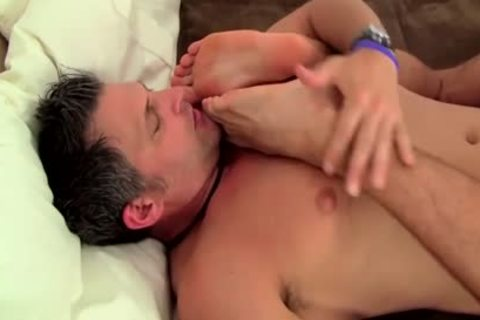 Cameron And Brendan Have A Foot Fetish