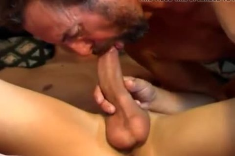 Tommylads daddy Catches Son jerking off And Joins In