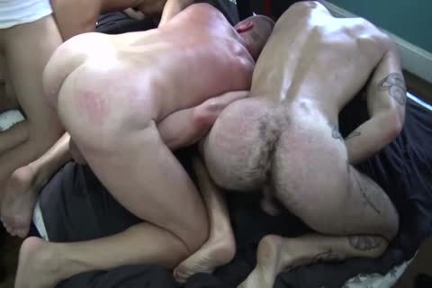 [FuckChampRobinson – White wazoo Raiders 1 & two – Tommy DeLuca, Isaiah Foxx, Champ Robinson, Se
