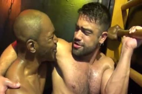 bare hammer Club naughty BBC Vs naughty Bottom Latino