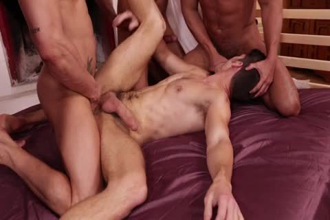 Devin Franco`s raw gang group-sex