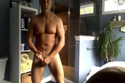 Daddy Showers And Shaves