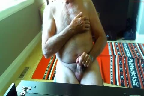 throbbing Dicked dad wanking 003
