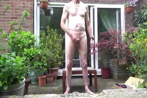 Outdoor anal Play With Webshow Climax