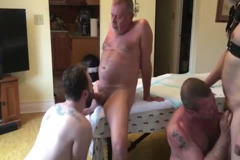 Pig Daddy orgy In The Afternoon