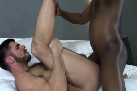 Incredible Male In best Interracial, gigantic 10-Pounder homosexual