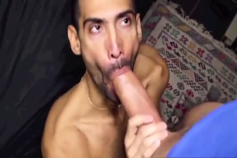 bushy Latino likes BWC And A Face Full Of cum