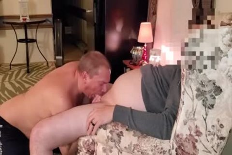 engulfing A lad Off And Eating his love juice