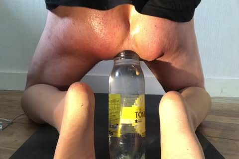 large Bottle anal
