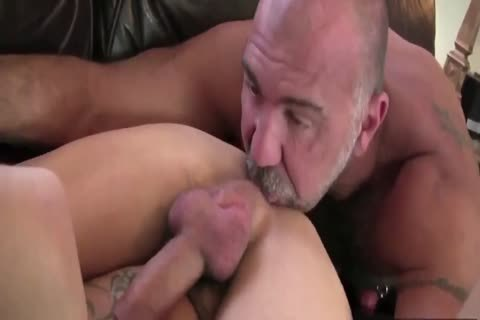 DADDY TRAINS YOUR ass WITH HIS palpitating dick