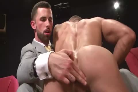 two charming men Having Sex In A Clip