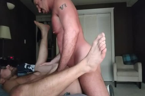 Pig Dominates And Seeds lascivious Sub Bottom