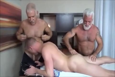 ALLEN JAKE TWO DADDIES MASSAGE