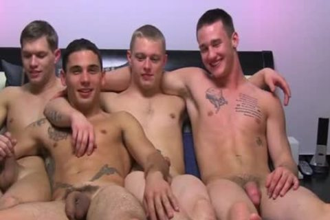 Straight boyz Try Out charming gay Sex And sperm