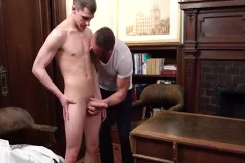 MormonBoyz nasty Daddy gets Serviced By A young Missiona