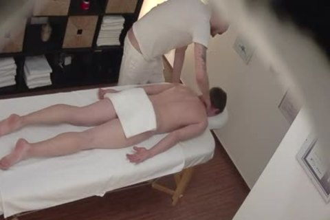 homo Massage For A young chap Who Knows What he Wants