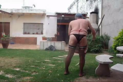 Cocaman large cock grandad Outdoor Exhibitionist Compilation
