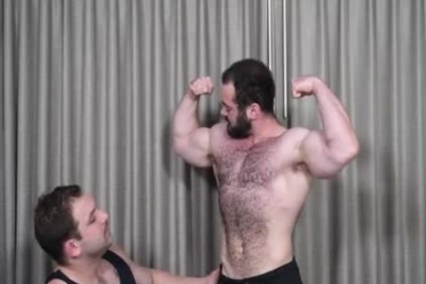 homosexual Bear banging 013