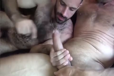 GUNNER DAVID GIFTED DADDY STUFFING curly butthole