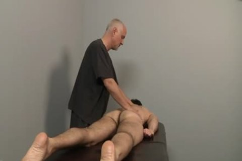 Mario Yanko bareback Massaged L