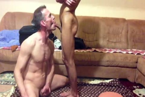 Ali 1 - Hung White chap hammers sleazy Arab boy bare & Cums In His wazoo