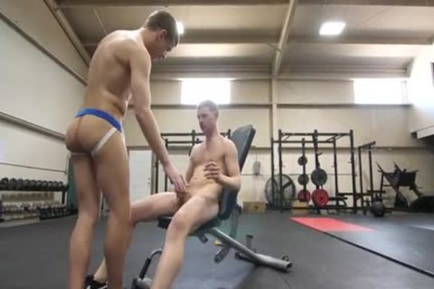 concupiscent At The Gym