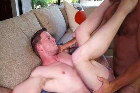horny vigour Top Meets Up With horny Muscle rod