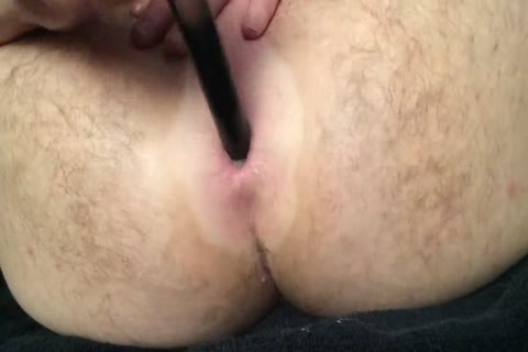 Fingering And Bubble ass plug In My anal