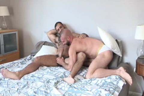 Jake plows Donnie´s ass - raw