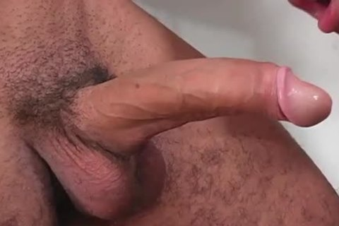 messy latino bangs his chap painfully doggy style